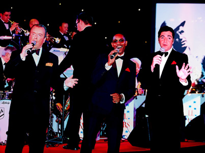 The Ultimate Rat Pack Show