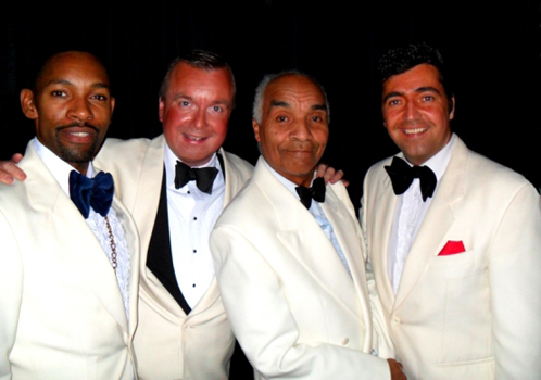 The Ultimate Rat Pack Tribute with Kenny Lynch