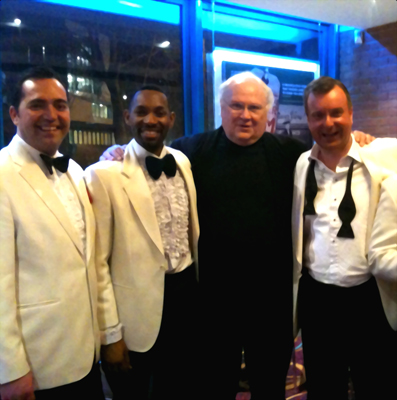 The Ultimate Rat Pack Tribute with Colin Baker (Dr Who)
