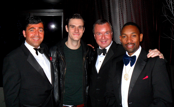 The Ultimate Rat Pack Tribute with Cooper Hefner