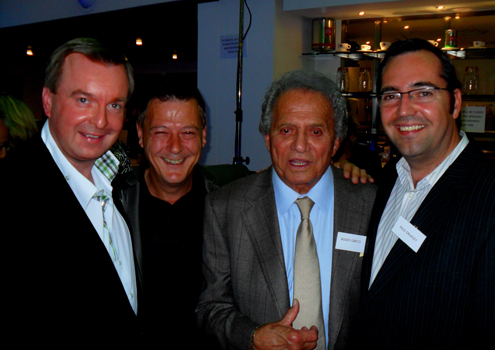 The Ultimate Rat Pack Tribute with Matt Monro Jnr and Buddy Greco