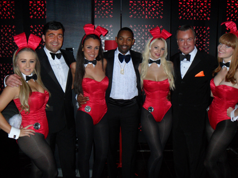 The Ultimate Rat Pack Tribute with Playboy Bunny Girls
