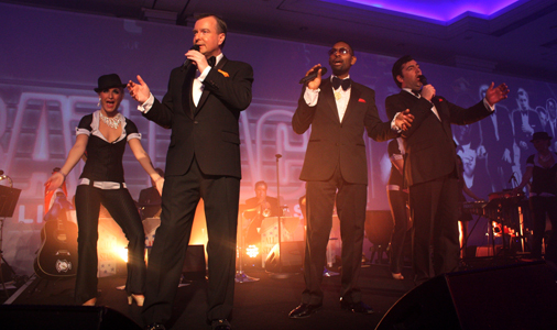 The Ultimate Rat Pack - Live